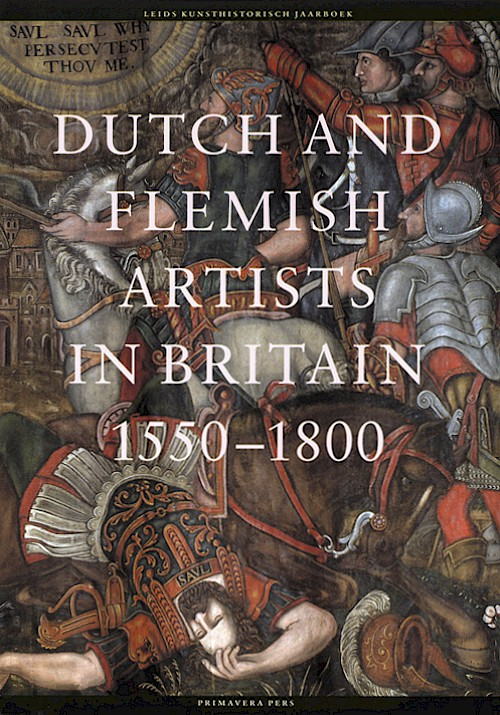 Dutch and Flemish artists in Britain 1550-1750