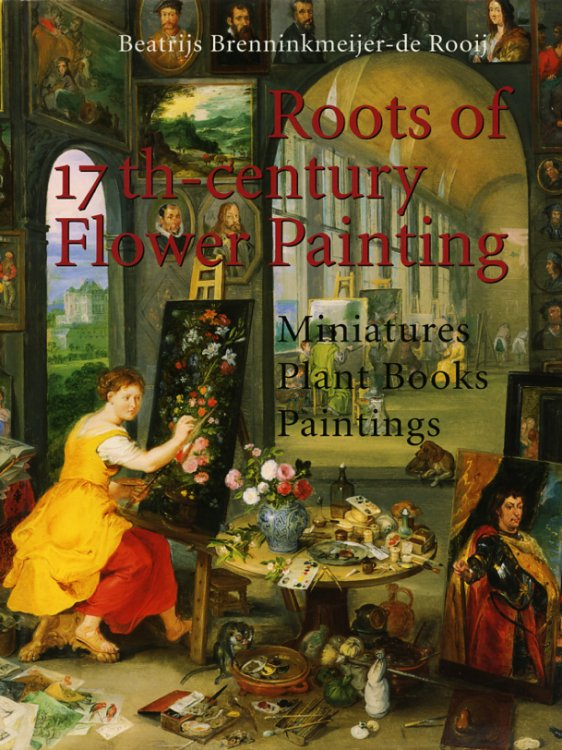 Roots of 17th-Century Flower Painting