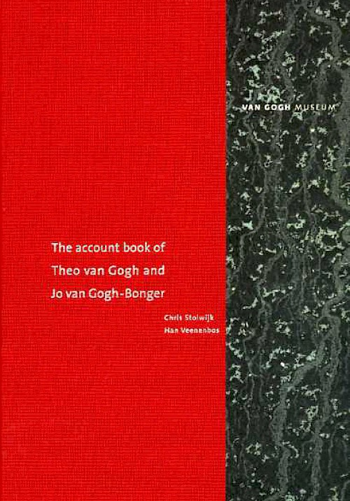 The account book of Theo van Gogh and Jo van Gogh-Bonger