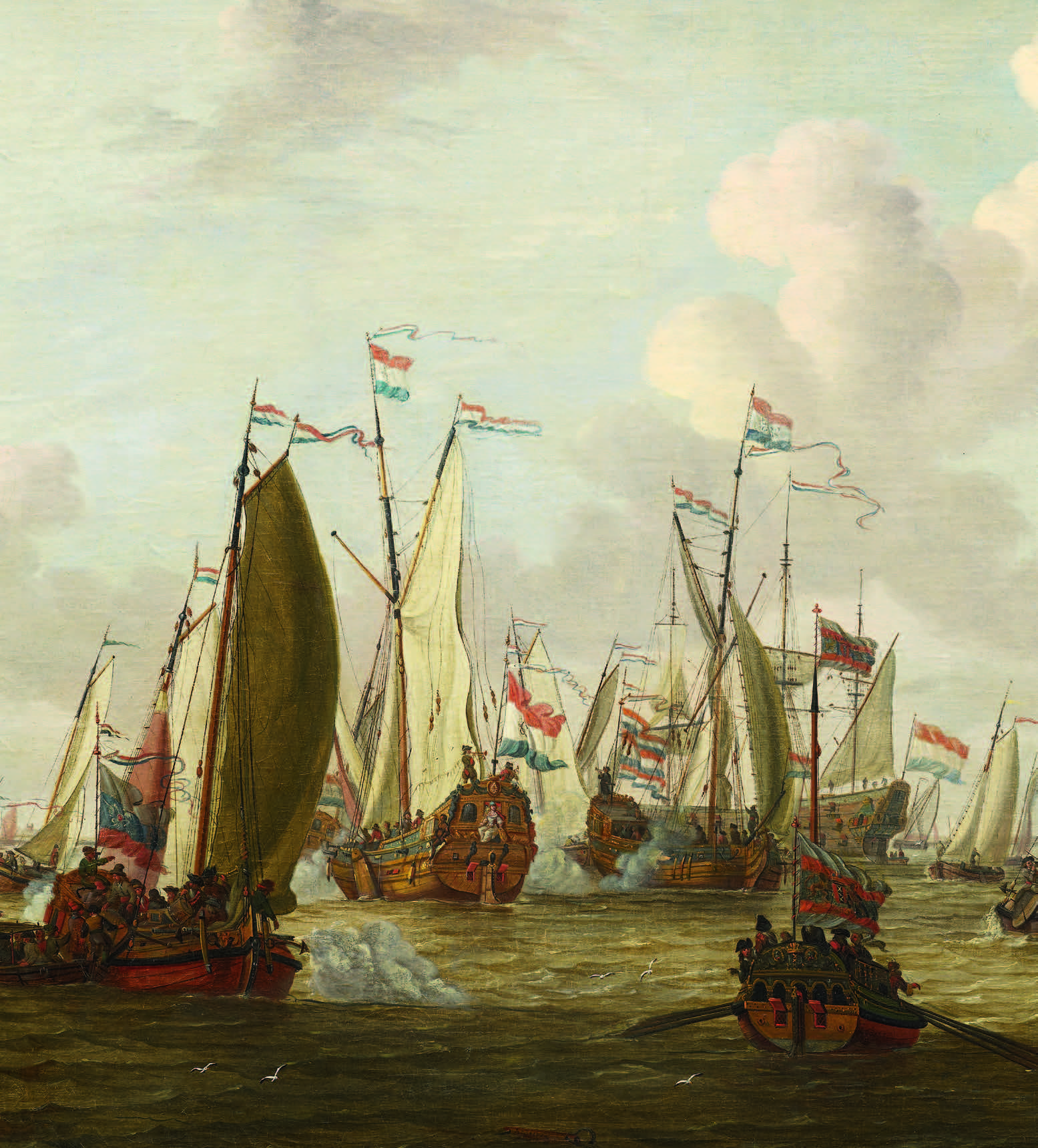 The Golden Age of Dutch Marine Painting
